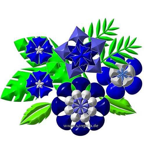 рисунок цветок фото: