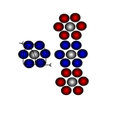 Схема - Цветочек
